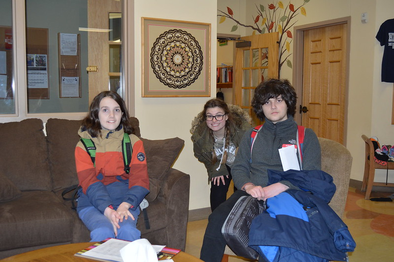 Students in Extended Time Care
