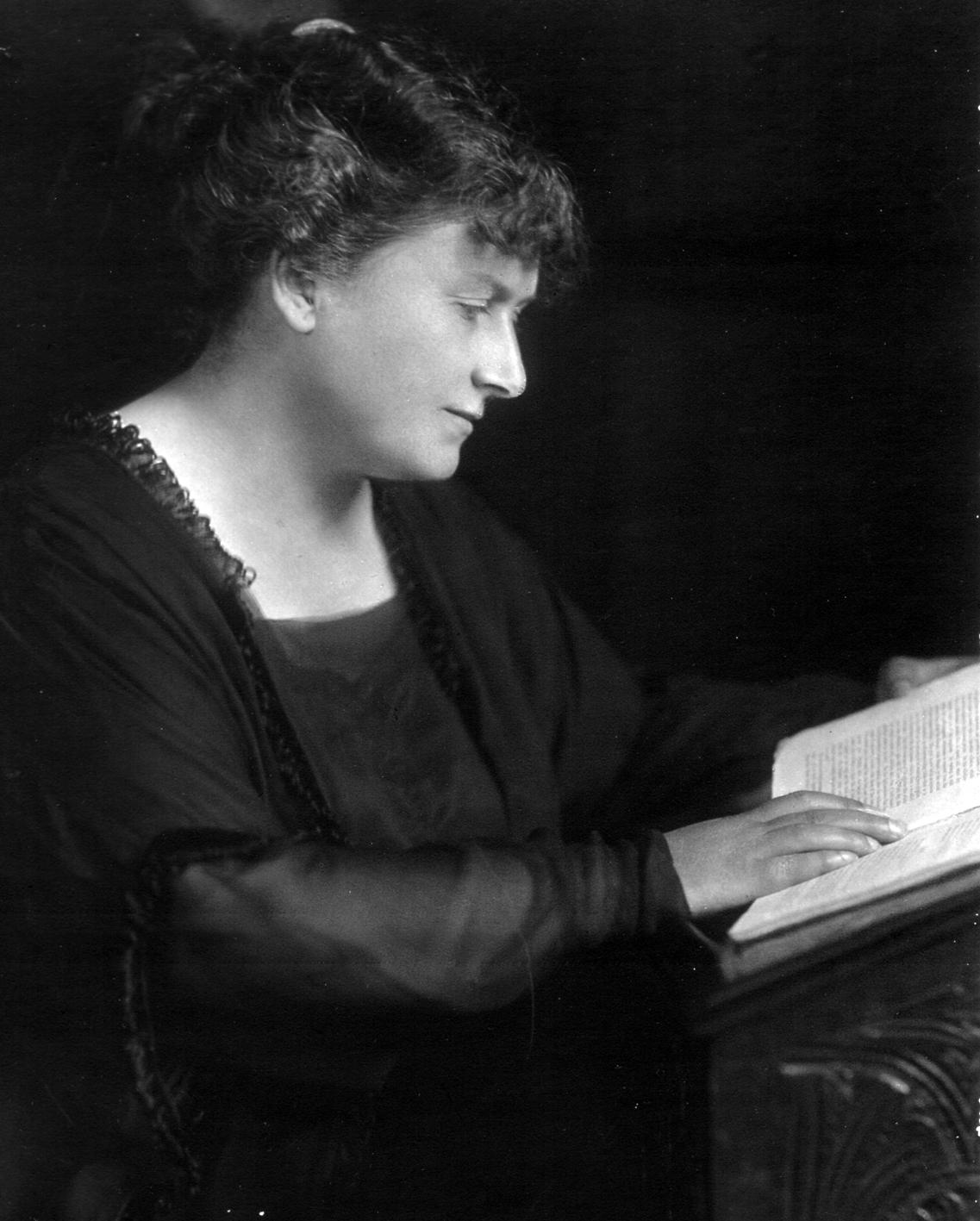 Young Maria Montessori